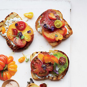 Food & Wine: 7 Ultimate Summer Toasts for Brunch