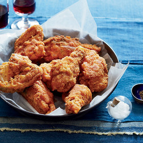 Food & Wine: 9 Super-Easy Recipes for National Fried Chicken Day