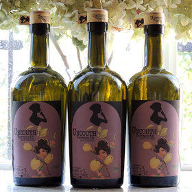 mkgalleryamp; Wine: Apple Absinthe and More Complex Pours for Fall