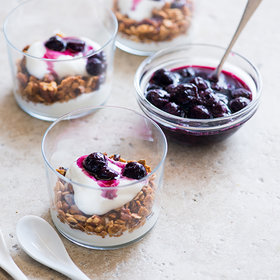 Food & Wine: 10 Best-Ever Blueberry Dishes for Brunch