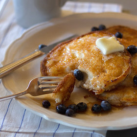 Food & Wine: 10 Gluten-Free Waffles and Pancakes