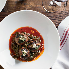 mkgalleryamp; Wine: Meatballs