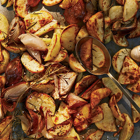 Food & Wine: 8 Chef Upgrades for Roasted Potatoes