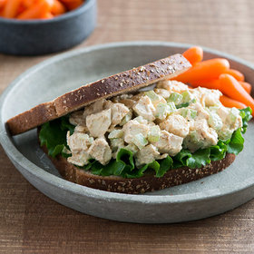Food & Wine: 7 Ways to Upgrade a Chicken Salad Sandwich