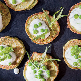 mkgalleryamp; Wine: 6 Ways to Showcase Peas