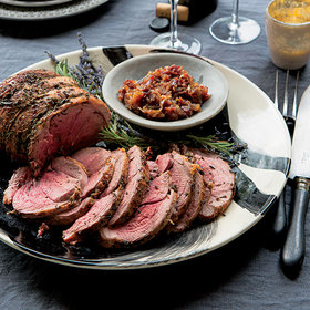 Food & Wine: 8 Delicious Lamb Recipes for a Passover Seder
