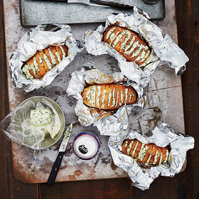 Food & Wine: 15 Summery Sides for Hamburgers and Hot Dogs