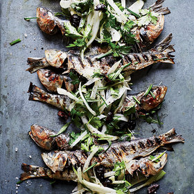 Food & Wine: 10 Fish Recipes That Will Shrink Your Carbon Footprint