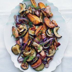 Food & Wine: 7 Fast Eggplant Salads