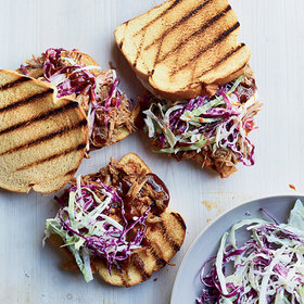 Food & Wine: 5 Ways to Eat Pulled Pork During the Super Bowl