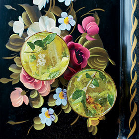 Food & Wine: White Rum Cocktails