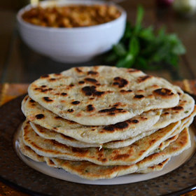 Food & Wine: The Best Indian Flatbread to Make at Home