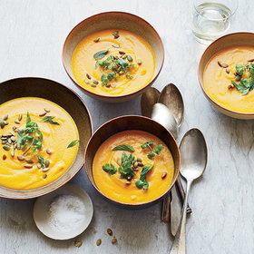 Food & Wine: Carrot Soup Recipes