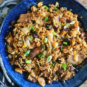 mkgalleryamp; Wine: Why Your Fried Rice Needs a Kimchi Boost