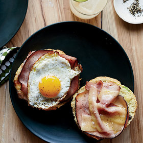 Food & Wine: Egg Sandwiches