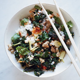 Food & Wine: 8 Ways to Make a Healthier Bowl of Rice