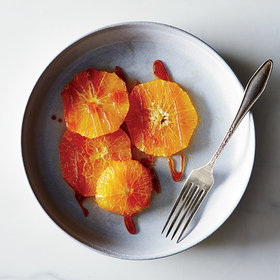 Food & Wine: Orange Recipes