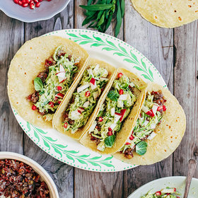 Food & Wine: 7 Surprising Ways to Instantly Upgrade Your Tacos