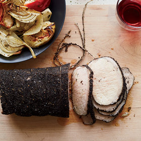 Food & Wine: Pork Roasts