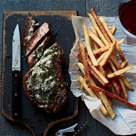 Food & Wine: Best Strip Steak Recipes