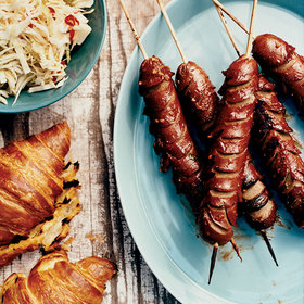 Food & Wine: F&W Staff Favorite Grilling Recipes