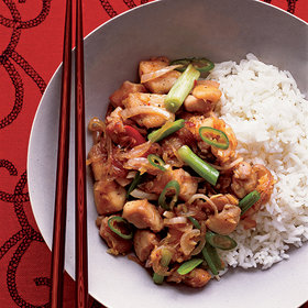 Food & Wine: 8 Secrets for a Better Chicken Stir-Fry