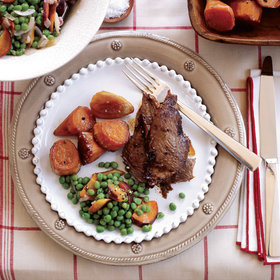 Food & Wine: Christmas Goose Dinner