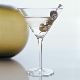 Food & Wine: 5 Martinis for Serious New Year's Eve Celebrations