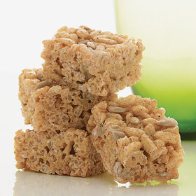 Food & Wine: This High-Protein Snack Is Basically a Rice Krispies Treat