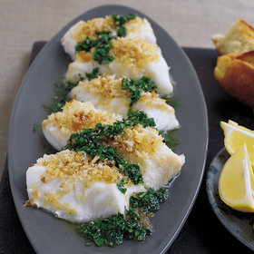 Food & Wine: 10 Quick Sauces for Fish