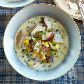 Food & Wine: Chowder