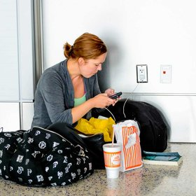 Food & Wine: These Are the Foods You Don't Want to Eat Before a Flight