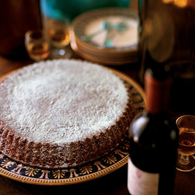 Food & Wine: Almond and Carrot Cake