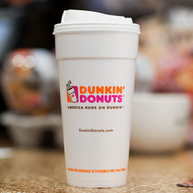 Food & Wine: Dunkin' Donuts Turned Almond Joy Into Hot Chocolate