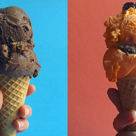 Food & Wine: Ample Hills Debuts Presidential Ice Cream Flavors, Just in Time for Tonight's Debate