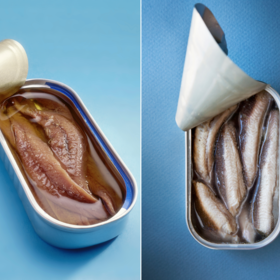 Food & Wine: What's the Difference Between Sardines and Anchovies?