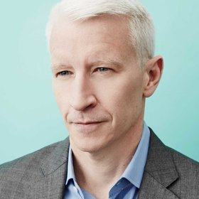 Food & Wine: Why Anderson Cooper Orders Room Service Off the Kids' Menu