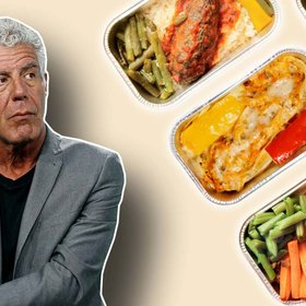 Food & Wine: What Anthony Bourdain Orders on a Plane