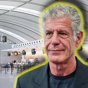Food & Wine: The Most Annoying Thing People Do at the Airport, According to Anthony Bourdain