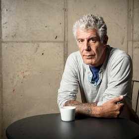 Food & Wine: Anthony Bourdain Thinks This Airport Has the Best Food