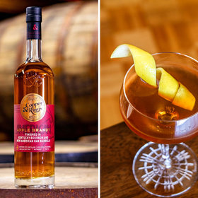 Food & Wine: This American Apple Brandy Is Autumn in a Glass