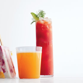 Food & Wine: Aquavit and Fresh Tomato Bloody Mary