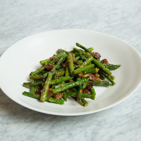 Food & Wine: Asparagus Carbonara