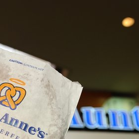 Food & Wine: Auntie Anne's Has a Sweet Deal for Valentine's Day