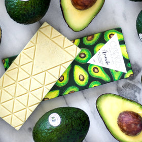 Food & Wine: Avocado Chocolate Bars Have Finally Arrived