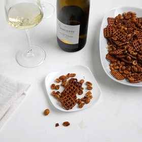 Food & Wine: Bacon-Rosemary Party Mix