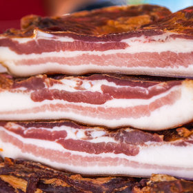 Food & Wine: Why America Is Stockpiling Tons of Bacon
