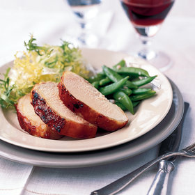 Food & Wine: Barbecued Pork Loin