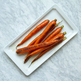 Food & Wine: Basic Roasted Carrots