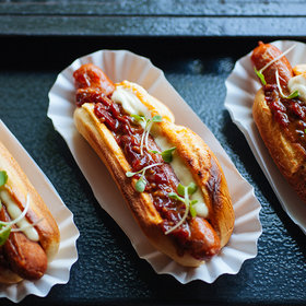 Food & Wine: 5 Best Spots for Brilliantly Upgraded Hot Dogs